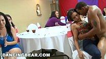Wild CFNM Bachelorette Party with the Big Dick Dancing Bear! (db10551) pornhub video