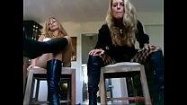 2 German MILFs Humilate You POV - jetztfickmich.com pornhub video