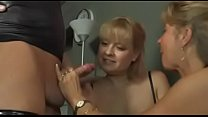 Milf German swingers party