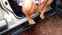 Esposa mijando em público - erica campbell dildo thumbnail