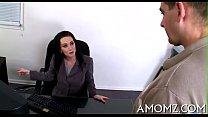 Smokin' hot mature in act pornhub video