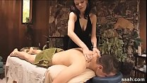 Erotic Massage Leads To Fun And Games And Tickl...