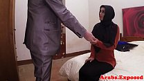 11717 Arab habiba fucked like a whore for cash preview