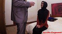 Image: Arab habiba fucked like a whore for cash