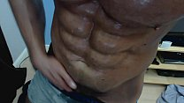REAL SELF WORSHIP, PECS, ABS, BICEPS & MUSCLE COCK