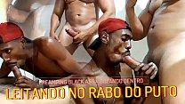 YURI GAÚCHO - BRAZILIAN INTERRACIAL THREESOME