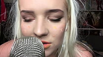 [Louisa moon porn] ⁃ Slim Whispers ASMR compilation thumbnail