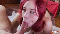 Sexy Elf POV Blowjob And Cowgirl On Dick In Sto