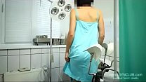 beautiful girl on a gynecological chair (33)