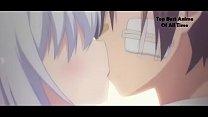 Top 10 Best Anime Kiss Scenes Ever pornhub video
