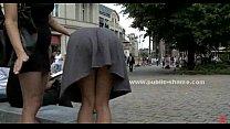Slut humiliated in public sex video's Thumb