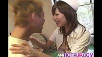 Image: Extra naughty sex moments with nurse Kaoruko Wakaba - More at hotajp com