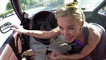 XXX PAWN - Blonde Bimbo Tries To Sell Her Car, ...