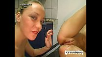 Young Skinny teenage cum addict - German Goo Girls!
