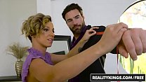 RealityKings - Monster Curves - Sexy Seamstress starring Charles Dera and Jada Stevens preview image