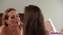 steaming lesbian sixty nine tight pussy eating & esperanza gomez 1080p thumbnail