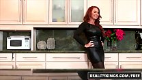 RealityKings - Milf Hunter - (Janet Mason, Levi Cash) - Sexy Back In Black thumbnail