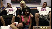Amazing IR group sex action with stunning ebony 18