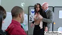 Hardcore Sex In Office With Bigtits Nasty Wild Girl vid-30