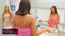 When Girls Play - (August Ames, Nicole Aniston) - Make Up - Twistys