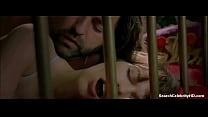 Milla Jovovich nude in Movie 45