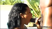 Rihanna Rimes rebola a boceta para rola enorme