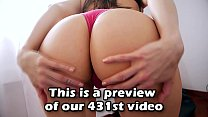 Round Perfect ASS Milf Babe With Natural Boobs Giving a Blow thumbnail