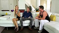 Wife Cheats On Her Husband With The Masseur - Eric Masterson, Alix Lynx