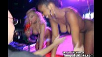 Jasmine Tame Strip Club Gang Bang Party! thumb