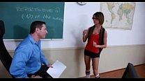 Veronica Rodriguez - Naughty SchoolGirl's Thumb