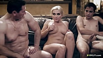 Christie Stevens Fucked Hard By Husband And Ste