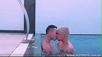André Leme e  Henri Scott (Hot Boys)