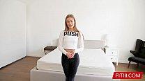 FIT18 - Tiffany Tatum - 95lbs - Cum Inside This Skinny Girl - 60fps thumbnail