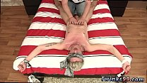 Obese gay male sex and twink boy in thong Gorgeous slick and punky