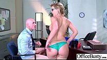 Huge Titts Hot Girl (Cherie Deville) Like Hard Style Sex In Office mov-21