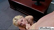 (sarah vandella) Naughty Sluty Busty Girl In Office Sex Action movie-28