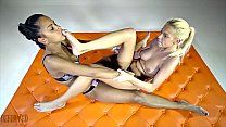 Forced Lesbian Domination Strap On