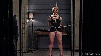 Big tits Milf slave anal stuffed in bdsm - Download mp4 XXX porn videos