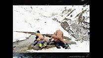 orgy on the snow