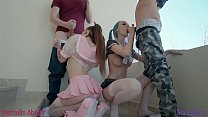 Blowjobs Marcelin Abadir and Siberianstacy scho...