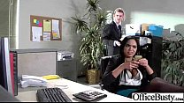 Sex Tape In Office With Nasty Wild Worker Girl video-28
