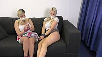 Penny Lee & Bad Dolly Naughty Friends play bond...