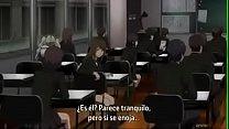 Persona 5 the animation Cap 2 sub español