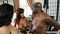 Amazing MILF Lisa Ann compilation with Jayden James Thumbnail