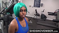 12245 Young Black Girl Sheisnovember Fucked By Old Man preview