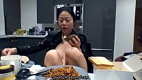 #JulietUncensoredRealityTV Season 1A Episode 35: Real Asian Amateur Reality Porn Star Piss Compilation & Vlogging Mukbang Behind The Scenes صورة