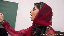 11783 Nadia Ali Learns To Handle A Bunch Of Black Cocks preview