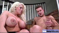 Intercorse Bang On Camera With Big Hot Round Tits Milf (alura jenson) video-02