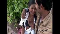 7081 Guy Seducing teen  Girl and Pressing Her Boobs preview