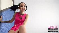 Amai Loves Crushing Tinies GIANTESS FEMDOM FEET